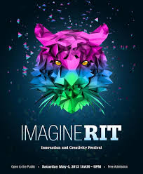 congratulation poster imagine rit poster design contest 2013 rit college of imaging