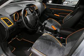 asx mitsubishi 2017 interior mitsubishi geo seeks some attention for asx and l200 in geneva