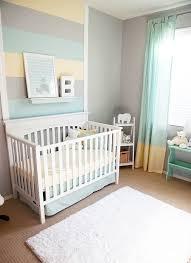 Yellow And Grey Nursery Decor Design Reveal Cool And Calm Nursery Project Nursery