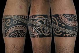 tattoo tribal na perna masculina foto 8842 mundo das tatuagens