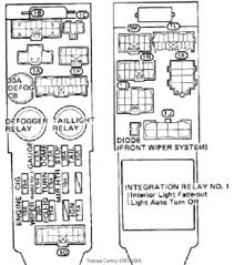 2001 toyota tacoma pickup wiring diagram manual original