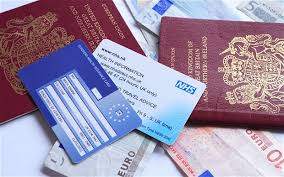 european health insurance card kempsey surgery