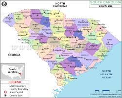 map us south look at the detailed map of southcarolina county showing the