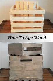 best 25 aging wood ideas on pinterest distressing wood wood