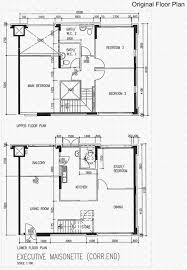 02 floor plan floor plans for hougang avenue 8 hdb details srx property