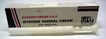 nystatin vaginal cream 100 000units 4gms