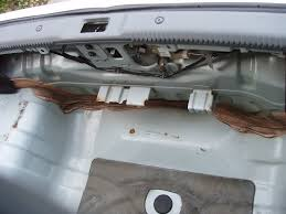 nissan altima 2005 coolant leak who else has got major trunk leak problems