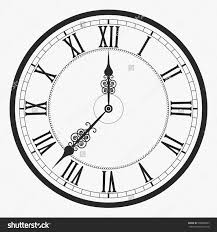 Design Clock by Free Vintage Clip Art Images Old Antique Clock Free Clip Art