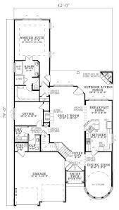 enjoyable design ideas 10 23 x 42 house plans european style plan