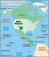 us map equator new mexico map geography of new mexico map of new mexico