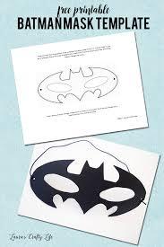 batman mask laura u0027s crafty