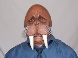 Walrus Halloween Costume Walrus Muzzle 084 Northfur Fx Latex Prosthetic Faces