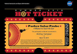 send your name to the sun aboard the solar probe beebom