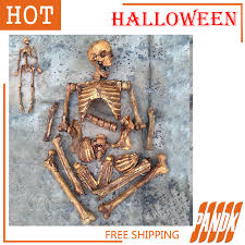 aliexpress com buy 19pcs rotten skeleton halloween skull props