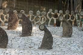 file rock garden chandigarh statues jpg wikimedia commons
