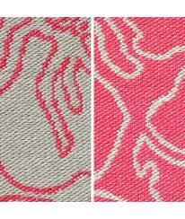 copriletti flou tappeto arredo antiscivolo pvc 6 colori swedy