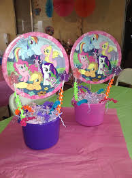 My Little Pony Party Centerpieces by 91 Best Images About My Little Pony Party On Pinterest Favors