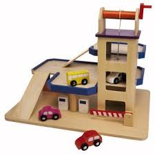 Plan Toys Parking Garage Wooden Set by Free Plans For Wooden Toy Garage The Best Image Search