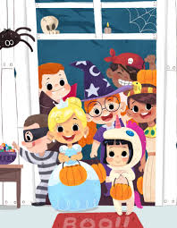 halloween illustrations d4u inspiration halloween design spirit design4users
