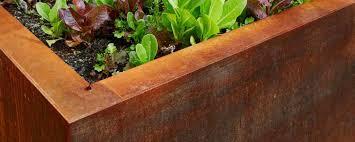 Corten Steel Planter by Xp U2014 Planterworx