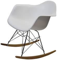 Rocking Chair Canada Amazon Com Fine Mod Rocker Arm Chair Kitchen U0026 Dining