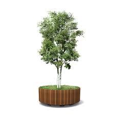 solid tree planters streetlife