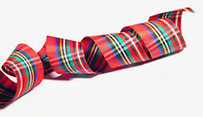 plaid ribbon sheer ribbons satin ribbons velvet ribbons tartan plaid ribbons