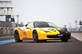 gold ferrari 458 italia innotech performance exhaust ferrari 458 italia spider f1 edition