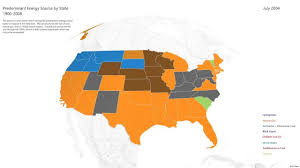 us map states excel u s power production creating and a tour with power map