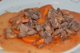 cuisiner rognon de boeuf recette cookeo express et diététique rognons à la tomate
