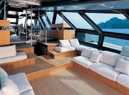 Power Boat Interiors 118 Superyacht
