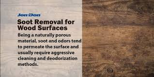 how to clean soot damaged wood surfaces jon don