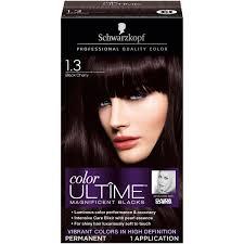 schwarzkopf color ultime hair color cream 1 3 black cherry 2 03