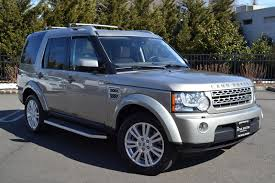 lr4 land rover 2012 2011 land rover lr4 hse luxury pre owned