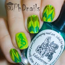 phd nails march 2016