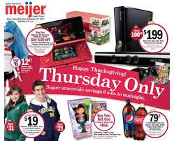 meijer thanksgiving sale 2011 the