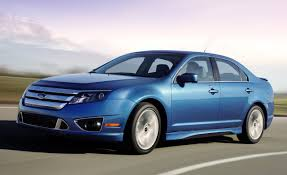 awd ford fusion 2010 ford fusion sport awd instrumented test car and driver