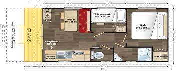 roulotte 2 chambres roulotte nouveau terrasse couverte cing les grands pins