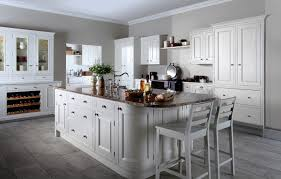 Kitchens With Large Islands Kitchen Furniture Amazing Charming White Ribbons Applied For
