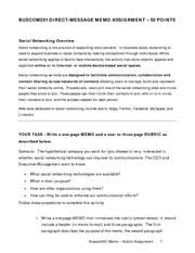 JOB APPLICATION COVER LETTER AND RESUME ASSIGNMENT      Target