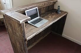Ikea Reception Desk Desks Ikea Business Account Used L Shaped Reception Desk Salon