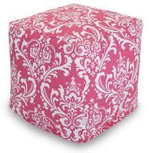 bean bag ottomans poufs stylish furniture majestic home goods