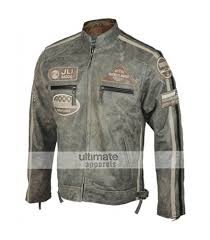 bike racing jackets mens jli mode desert vintage urban retro biker jacket