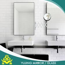 bathroom adjustable bathroom mirrors contemporary on and double