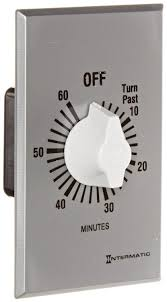 Intermatic Timers Dimmers Switches U0026 by Intermatic Ff360m Timer Switch Commercial 60 Min Spdt In Wall