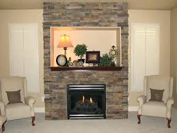 wooden fireplace surround ideas painted wood interior light