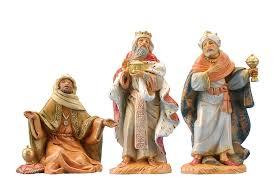 home interior nativity set amazon com fontanini by roman kings nativity set 3 piece 5 inch