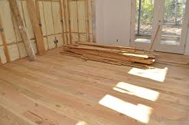 Rustic Wide Plank Flooring Reclaimed Wide Plank Pine Floors From Old Beams Plus Bona