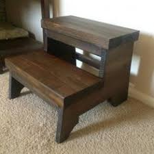 Free Wooden Folding Step Stool Plans by