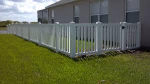 vinyl fences gates straight gate fence co loversiq